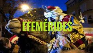 Efemérides del 5 de enero