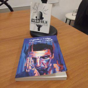 """Presentando """"No guardes en la cabeza…"""" en Vega Baja Radio"""