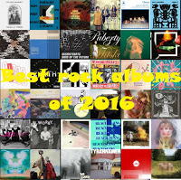 The Best Rock Albums of 2016