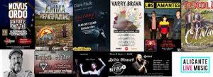 10 conciertos que no te puedes perder este fin de semana