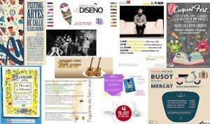 Agenda cultural del primer fin de semana de junio en Alicante