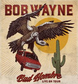 Bob Wayne en La Gramola