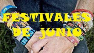 Festivales de Junio