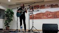Homenaje a Miguel Hernández, con voz y guitarra (By Victoria Lourdes)