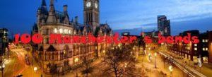 100 grupos de Manchester que deberías escuchar hoy.