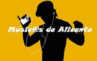 Lista de músic@s de la provincia de Alicante.