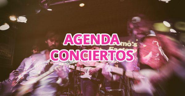 Conciertos en Alicante (del 12 al 15 de julio)