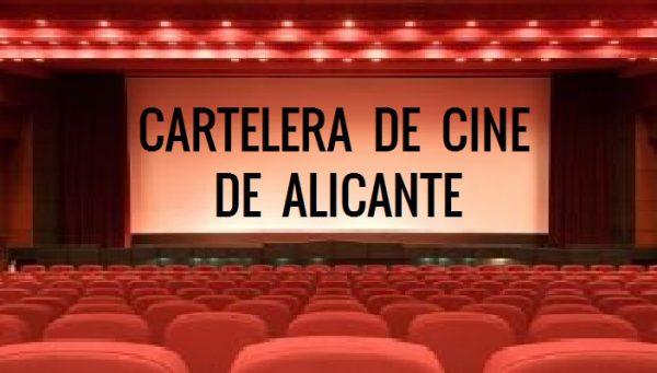 Cartelera de Cine de Alicante