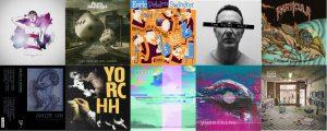 10 discos alicantinos del 2017