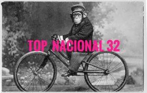 Top Nacional 2018 (Semana 32)
