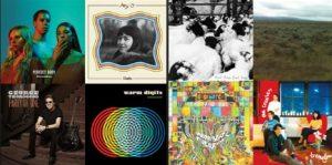 10 discos nuevos para sobrellevar la semana