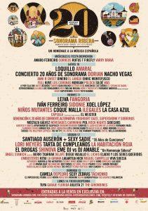 Horarios del Sonorama 2017