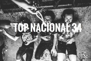 Top Nacional 2018 (Semana 34)