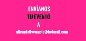 La nueva Agenda de Alicante Live Music