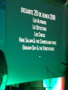 Sant Antoni Pop Fest 2018