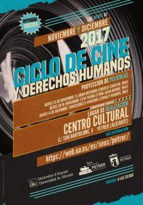 Ciclo de Cine y Derechos humanos en Petrer