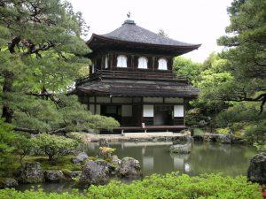 13 Días en Japón: El templo plateado