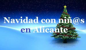 Navidades en Alicante