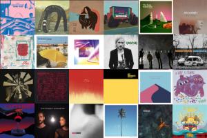 Mejores discos de Pop Nacional en Inglés (2017)