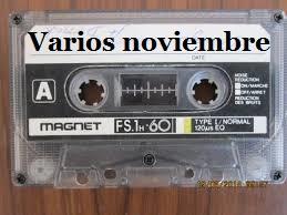 Los mejores singles de noviembre
