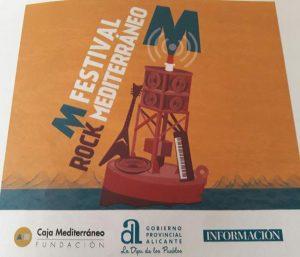 Nace M, El festival de Rock Mediterráneo