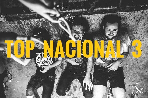 Top Nacional 2019 (Semana 3)