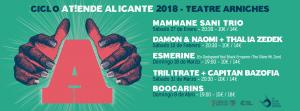 La singularidad: Atiende Alicante 2018