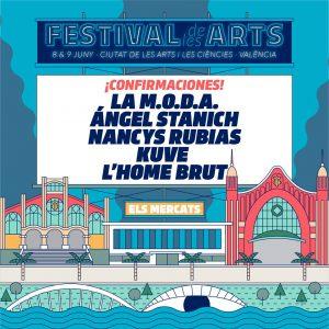 Nuevas confirmaciones en el Festival de les Arts