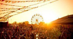 Entradas para festivales