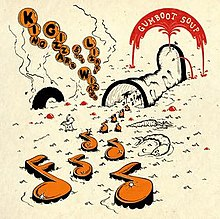 King Gizzard & The Lizard Wizard – Gumboot soup