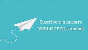 Suscríbete a nuestro Newsletter semanal