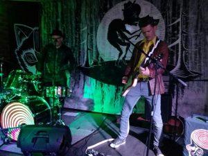 Entrevista y fotos del concierto de Wolf Wolf en TNT Blues