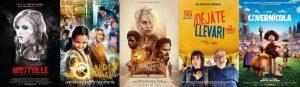 Estrenos de cine 2018 (Semana 5 )