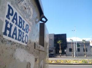 PABLØ HABLØ. Mitología urbana de la Terreta a Madrid