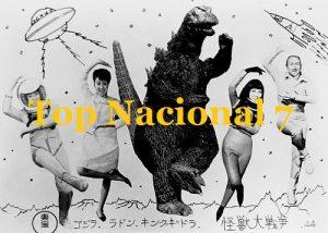 Top Nacional 2018 (Semana 7)