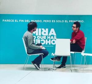 """Berto Romero: """"Lo que tiene la vida es mal timing"""""""