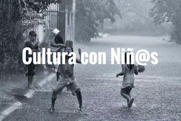 Cultura con niñ@s (del 8 al 11 de noviembre)