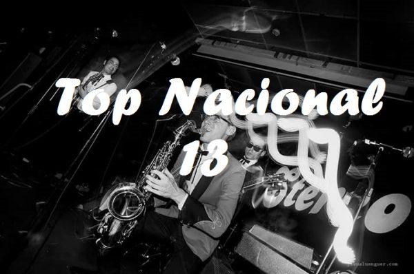 Top Nacional 2019 (Semana 13)