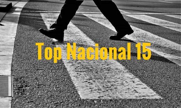 Top Nacional 2019 (Semana 15)