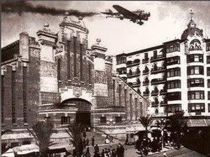 Programa de actos para recordar el bombardeo del Mercado Central