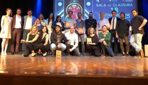"""""""Domesticado"""" Ficus de oro del Festival de cine de Sant Joan."""