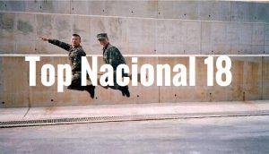 Top Nacional 2018 (semana 18)