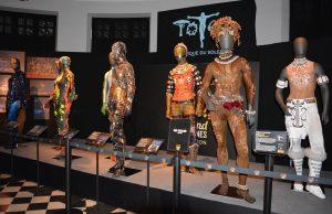 Nueva exposición del Cirque du Soleil en Alicante