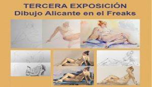 III Exposición de Dibujo Alicante