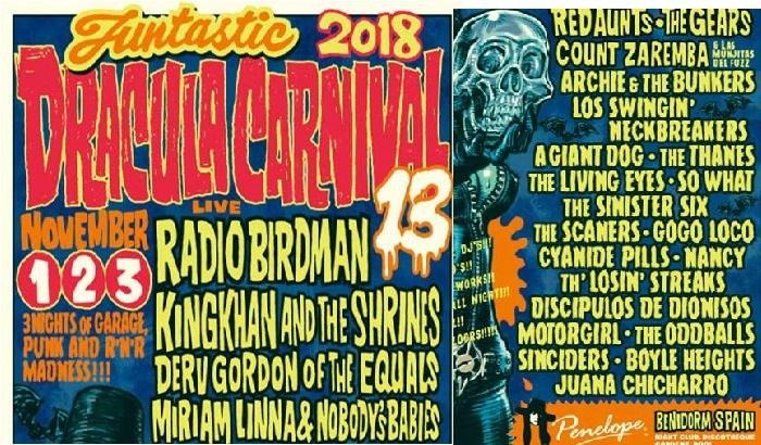Funtastic Dracula Carnival 2018 Funtastic-alm