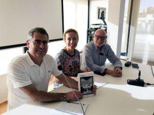 Presentado el libro'Antonio Anglès, la fuga d'un assasí' en Benidorm