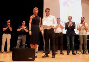 El trompetista Héctor Buigues gana el XX Concurso de Música de Benidorm
