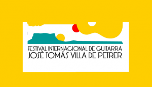 Programa del Festival Internacional de Guitarra de Petrer