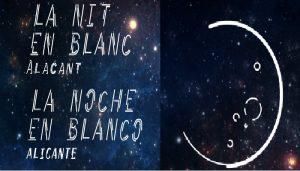 La noche en Blanco el 20 de julio…