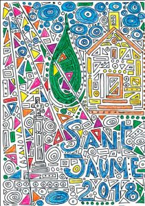 Programación de las Festes de sant Jaume a la Partida de Benimarco